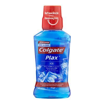 Enxaguante Bucal Colgate Plax Ice 250ml Colgate Men's Market