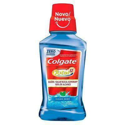 Enxaguante Bucal Colgate Total 12 Clean Mint Colgate Men's Market