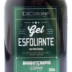 mens-market-brasil - Gel Esfoliante Dicolore Barboterapia 500g - Dicolore Barber Shop