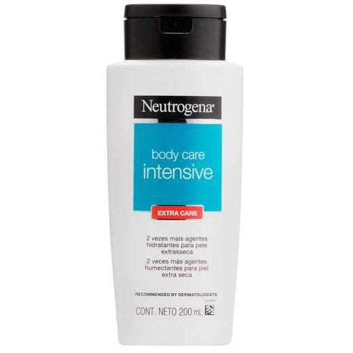 Hidratante Corporal Neutrogena Body Care Intensive Extra Care 200ml Neutrogena Men's Market