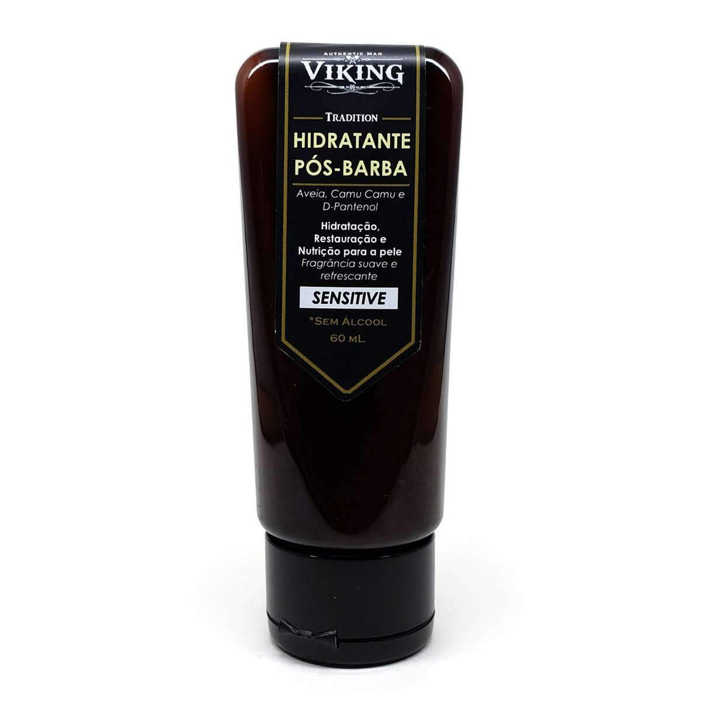 Hidratante Pós-Barba Sensitive Tradition Viking 60 ml Viking Men's Market