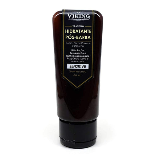 mens-market-brasil - Hidratante Pós-Barba Sensitive Tradition Viking 60 ml - Viking
