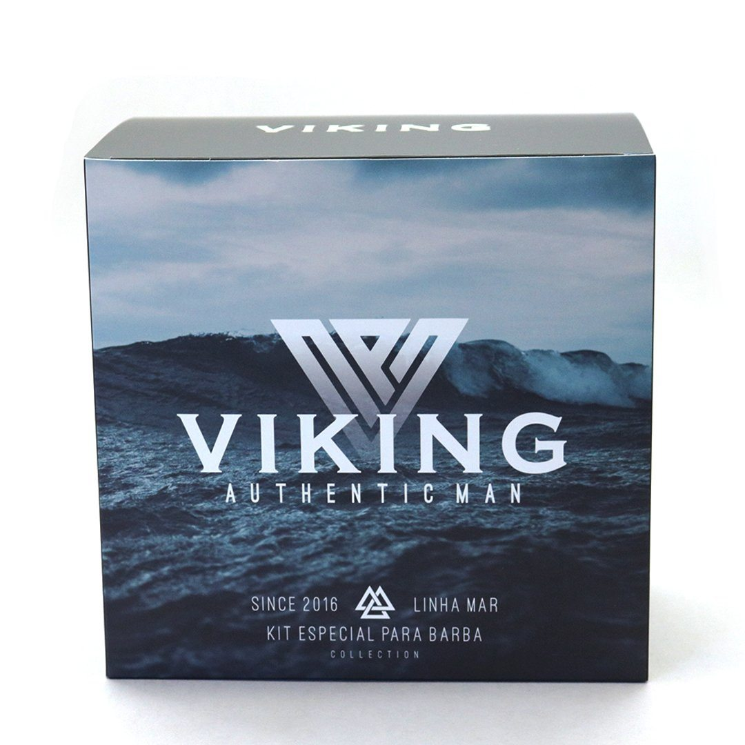 mens-market-brasil - Kit Collection Mar Viking - Viking