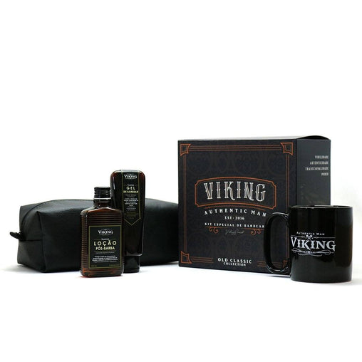 mens-market-brasil - Kit Collection Old Classic Viking - Viking