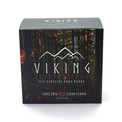 mens-market-brasil - Kit Collection Terra Viking - Viking