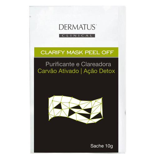 Máscara Dermatus Clarify Mask Peel Off 10g Dermatus Men's Market
