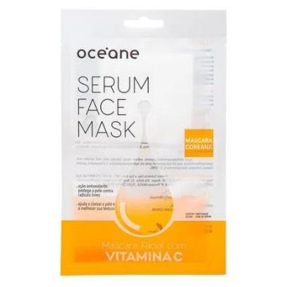 Máscara Facial Océane Serum Face Mask Vitamina C 1 Un Océane Men's Market