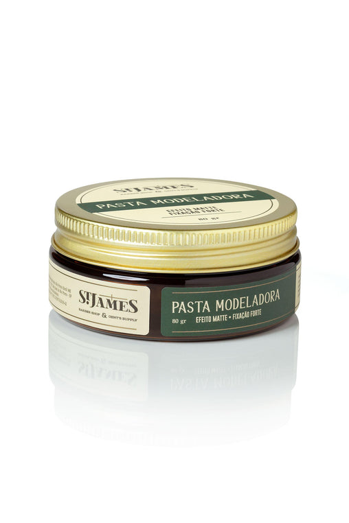 Pasta Modeladora St James 80g St James Men's Market
