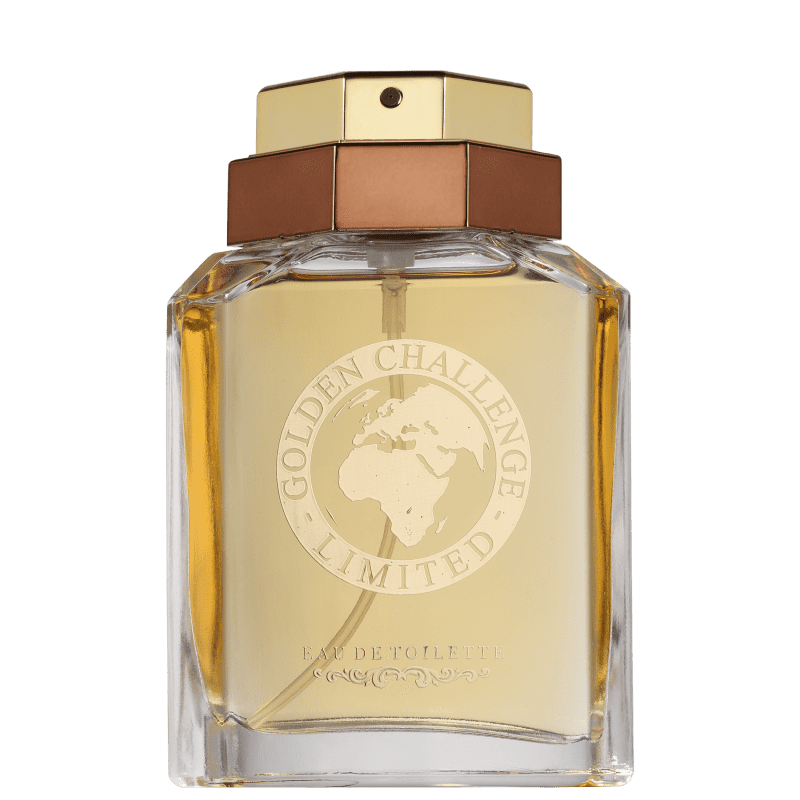 Perfume Golden Challenge Limited For Men 100ml Coscentra Men's Market
