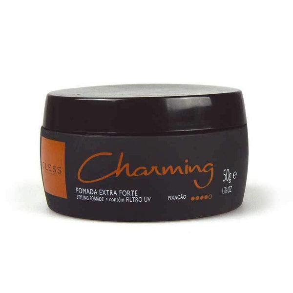 Pomada Charming Black Extra Forte 50g Charming Men's Market
