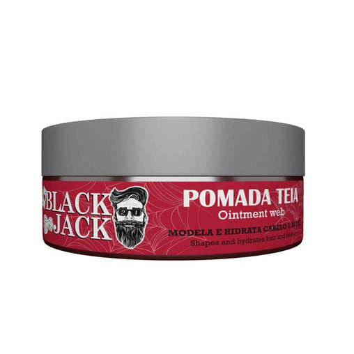 Pomada Teia Felps Men Black Jack 120g Felps Men Men's Market