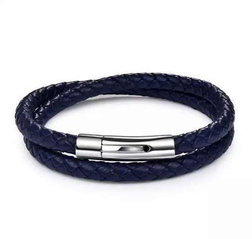 Pulseira Zye Basic Blue 1Un Zye Men's Market