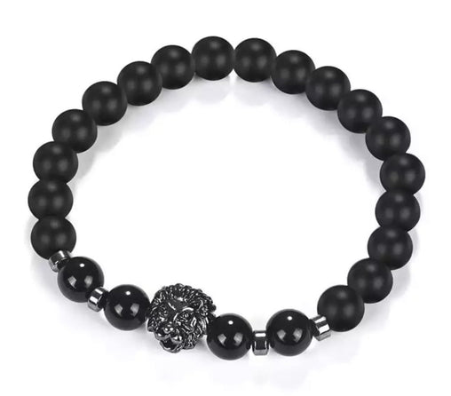 Pulseira Zye Lion Black 1Un Zye Men's Market