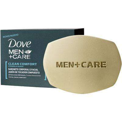mens-market-brasil - Sabonete Dove Men Clean Comfort - Dove Men Care