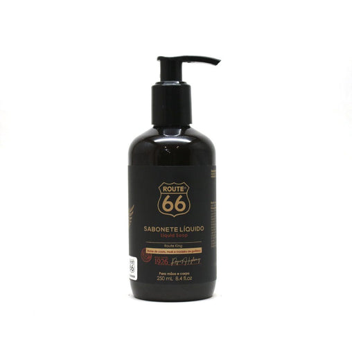 Sabonete Líquido Viking Route 66 Route King 250ml Viking Men's Market