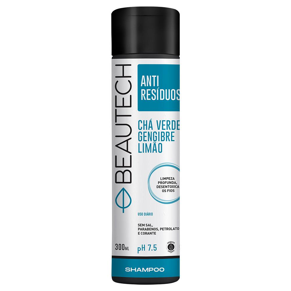 Shampoo Beautech Anti-Resíduos 300ml Beautech Men's Market