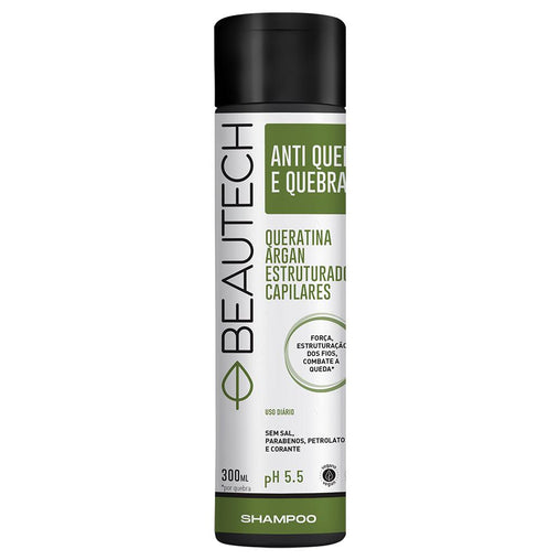 Shampoo Beautech Antiqueda e Antiquebra 300ml Beautech Men's Market