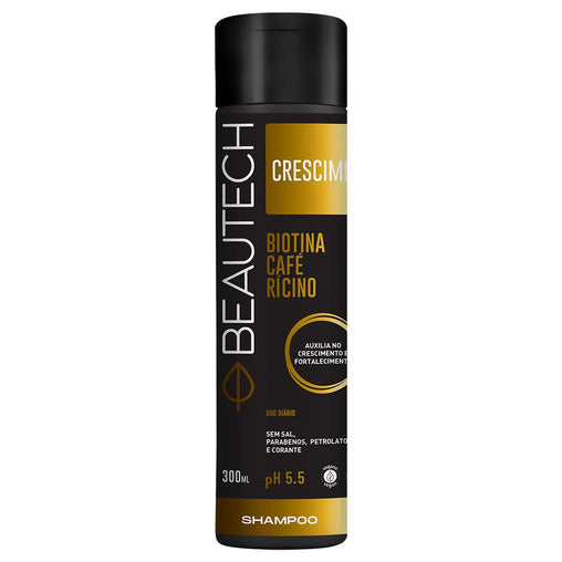 Shampoo Beautech Crescimento 300ml Beautech Men's Market
