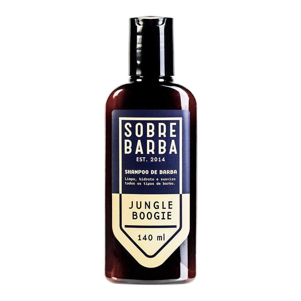 Shampoo de Barba Sobrebarba Jungle Boogie 140ml Sobrebarba Men's Market