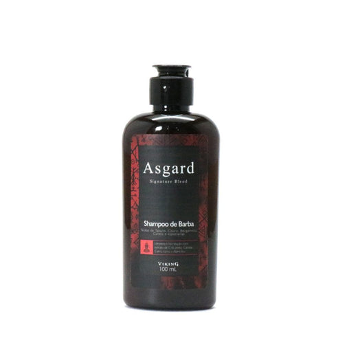 Shampoo de Barba Viking Asgard 100ml Viking Men's Market