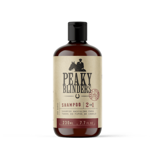Shampoo Don Alcides 2 em 1 Peaky Blinders 230ml Don Alcides Men's Market