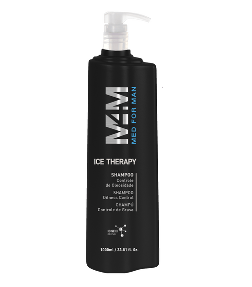 Shampoo Med For Man Ice Therapy 1000ml Men's Market Men's Market