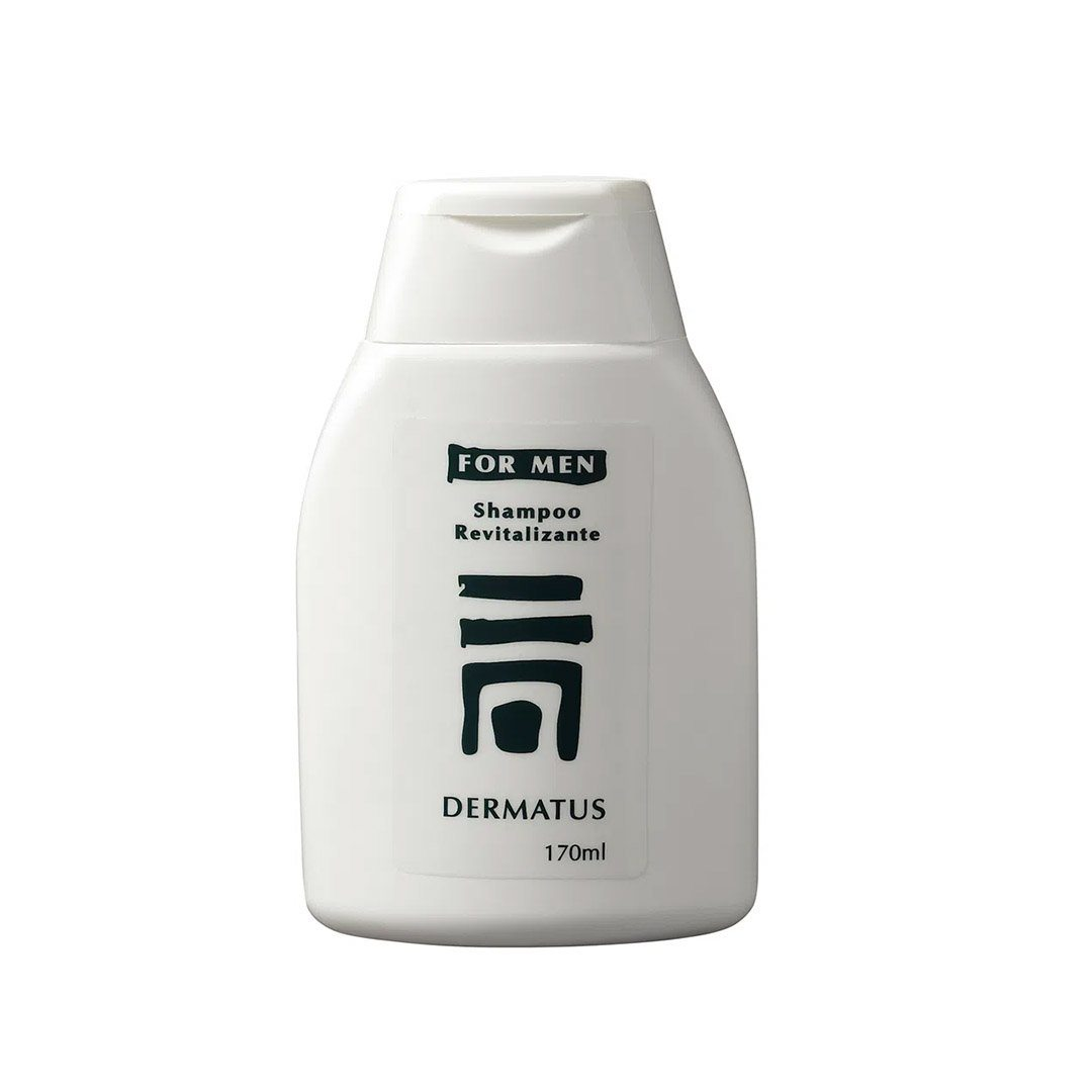 Shampoo Revitalizante Dermatus For Men 170ml Dermatus Men's Market