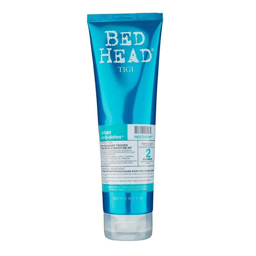 Shampoo Tigi Bed Head Recovery 250ml Tigi Bed Head Men's Market