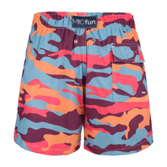 Shorts Mic Fun Army Mic Fun Men's Market