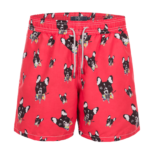 Shorts Mic Fun Bulldog Style Mic Fun Men's Market