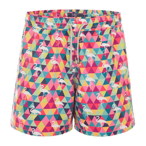 Shorts Mic Fun Flamingando Mic Fun Men's Market