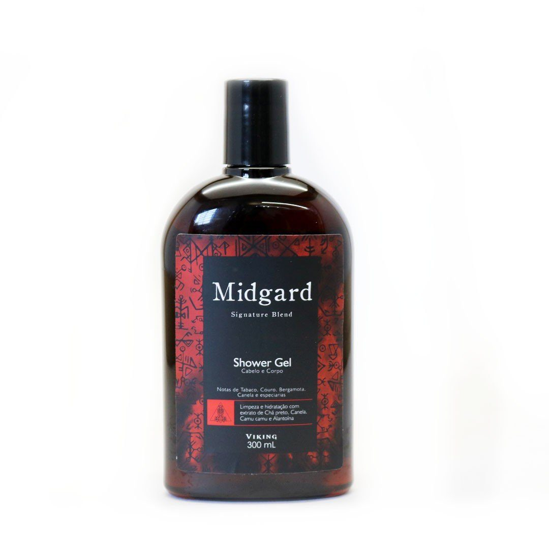 Shower Gel Viking Midgard 300ml Viking Men's Market