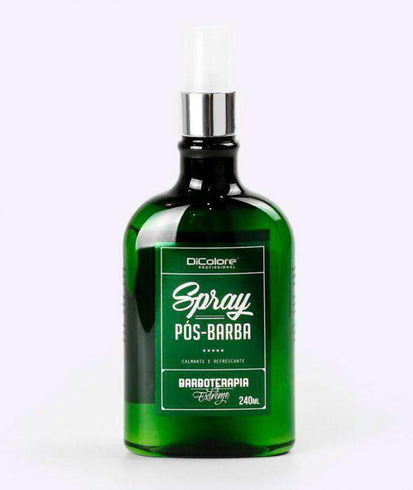 mens-market-brasil - Spray Pós Barba Dicolore Barboterapia 240g - Dicolore Barber Shop