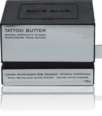 mens-market-brasil - Tattoo Butter David Dandi 75g - David Dandi