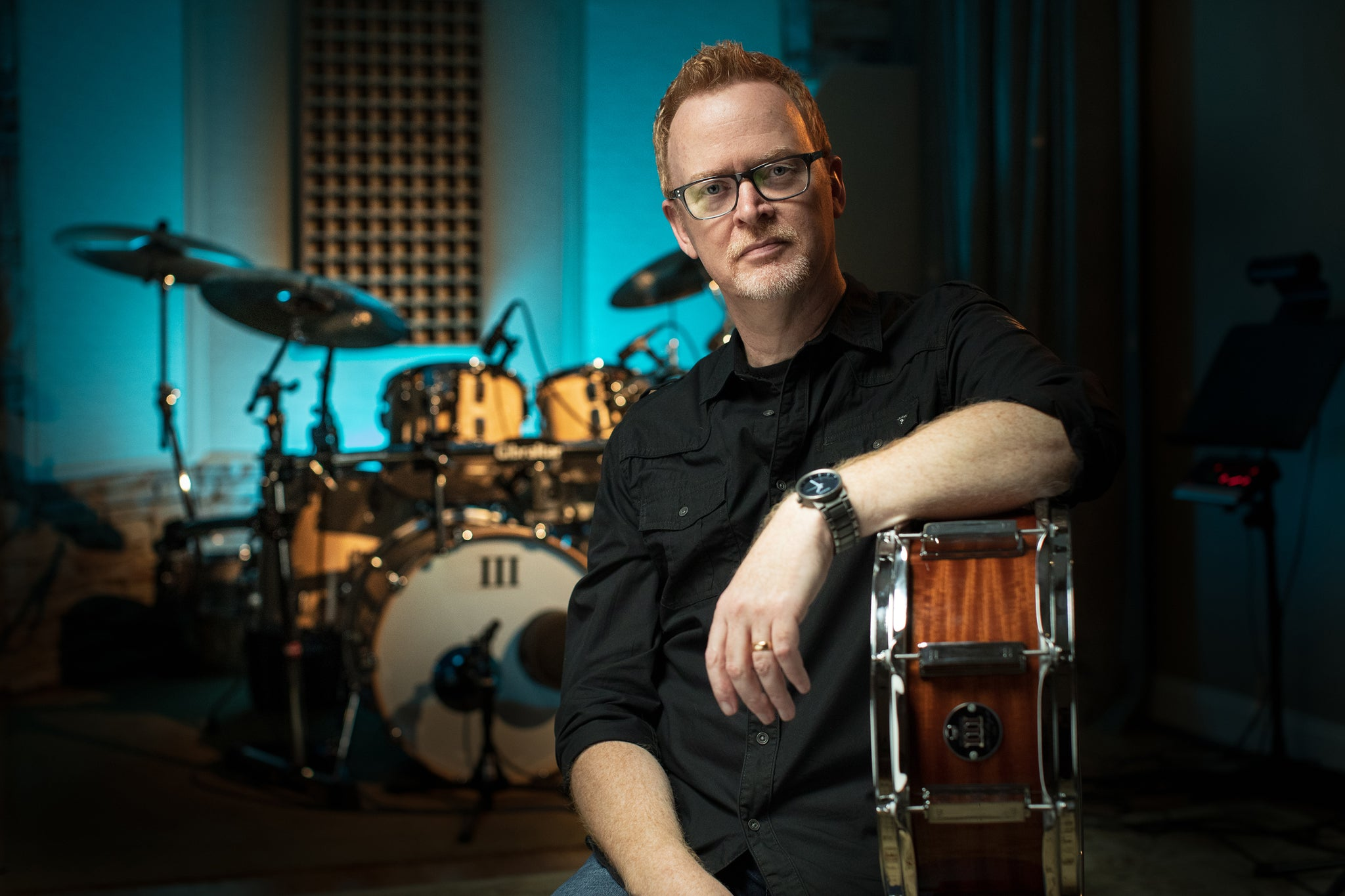 Artist Profile: First-Call Session Drummer, Scott Williamson