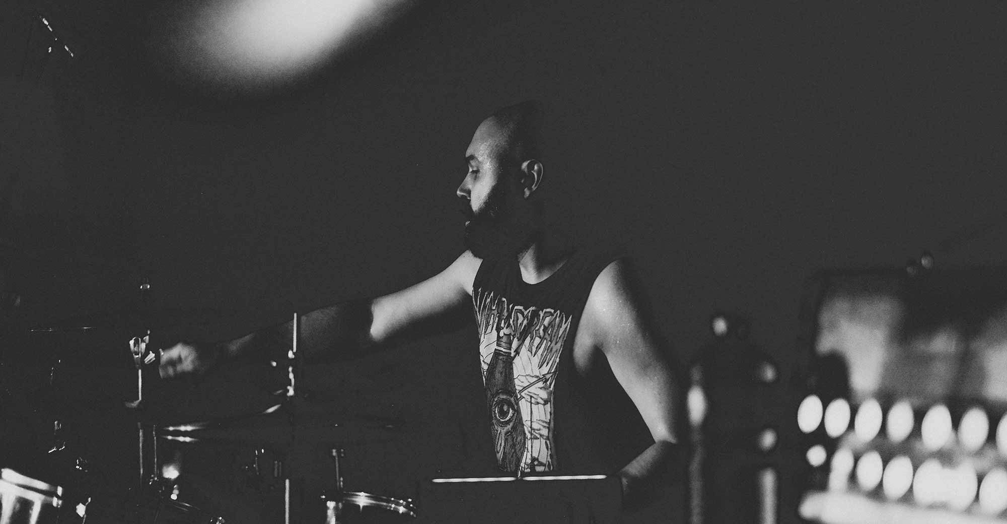 10 Tips for Drummers on the Road from WFLIII Drums