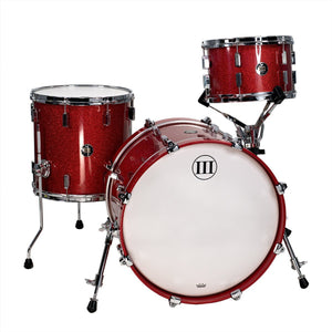 Bebop 3 Piece Shell Pack