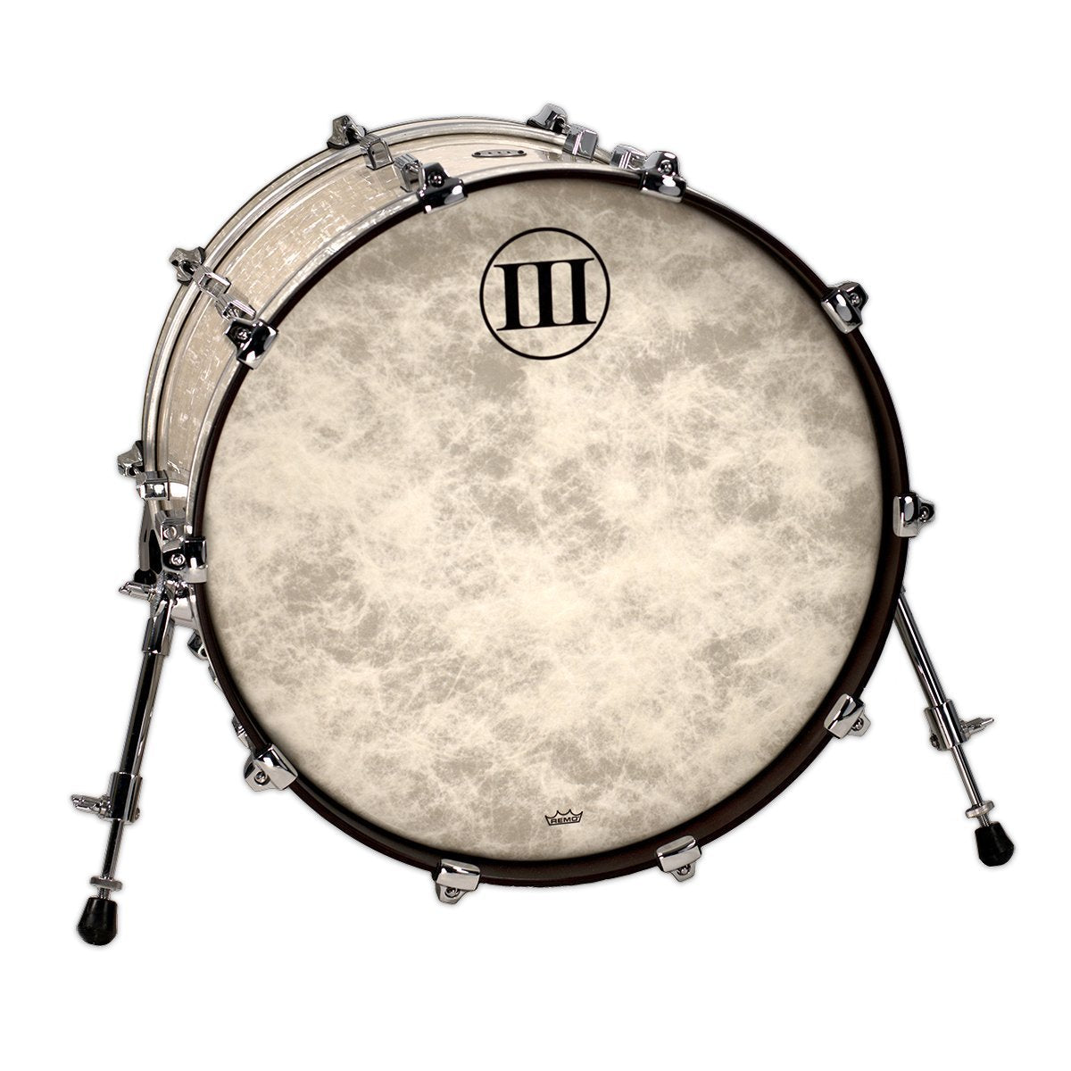 14″ x 20″ Generations Maple Bass Drum