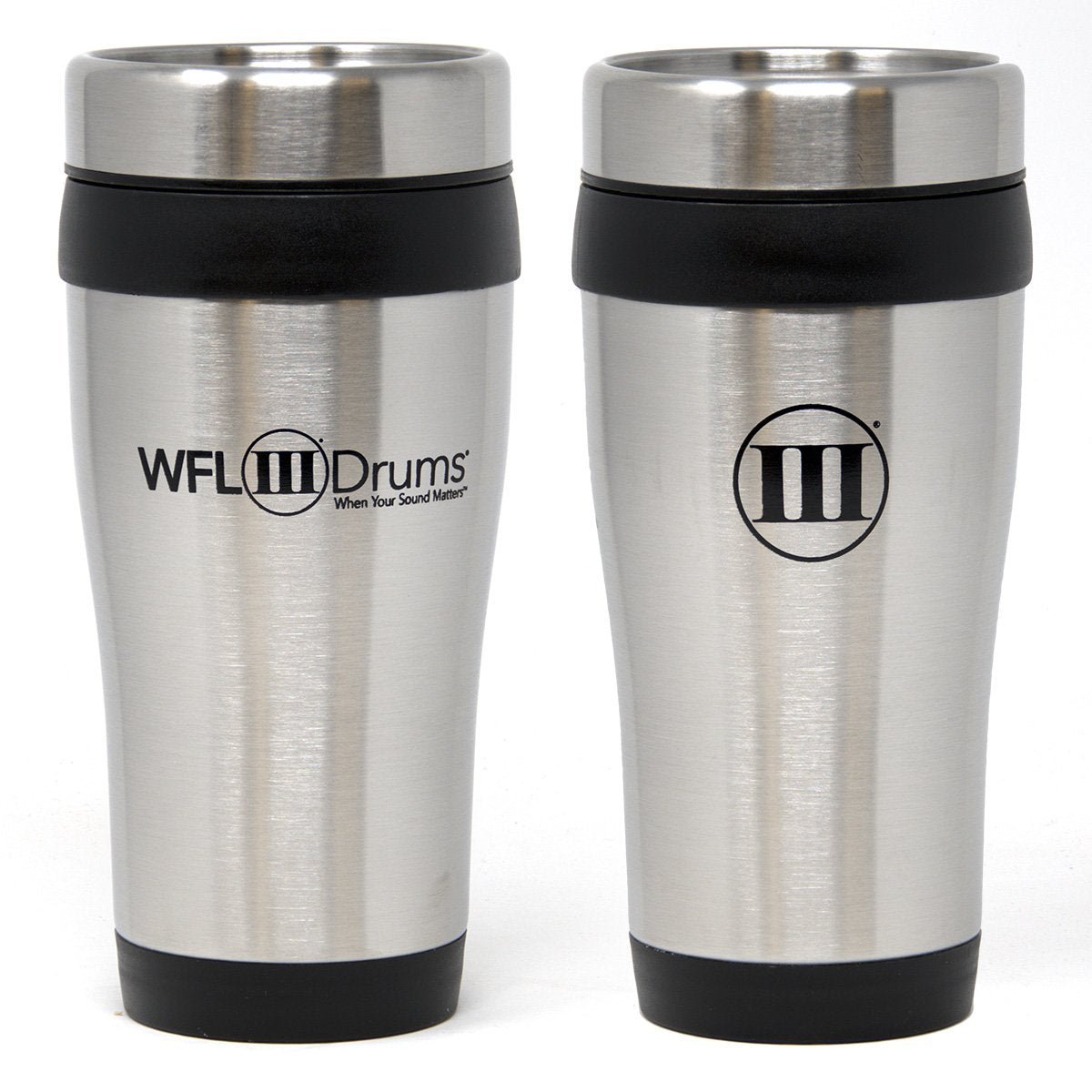 WFLIII Travel Tumbler - 16 oz.