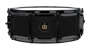 5″ x 14″ Generations Maple Snare Drum - Black Nickel