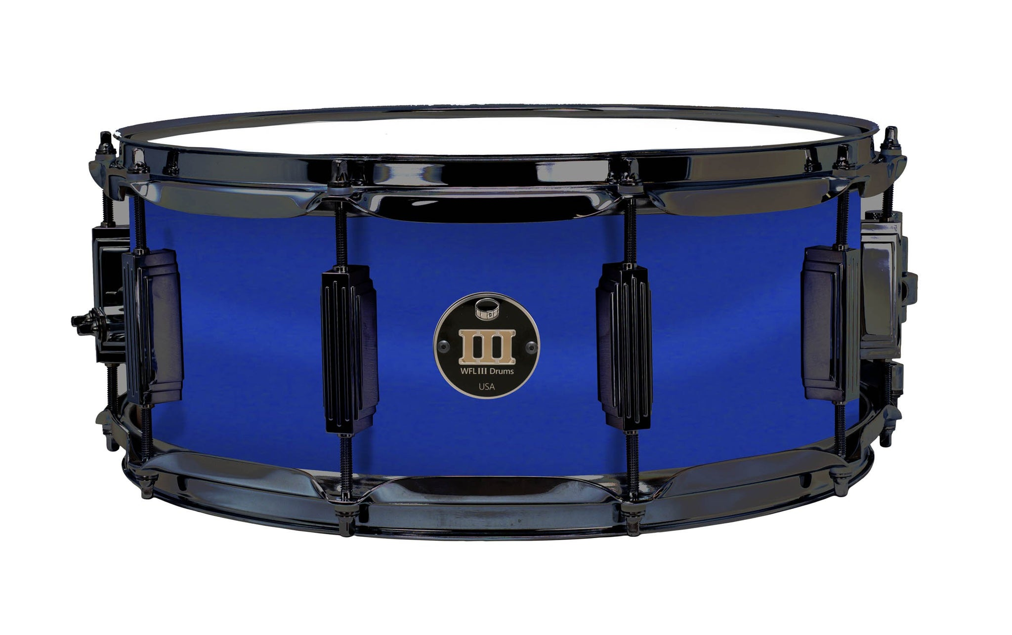 5.5″ x 14″ Generations Maple Snare Drum - Black Nickel
