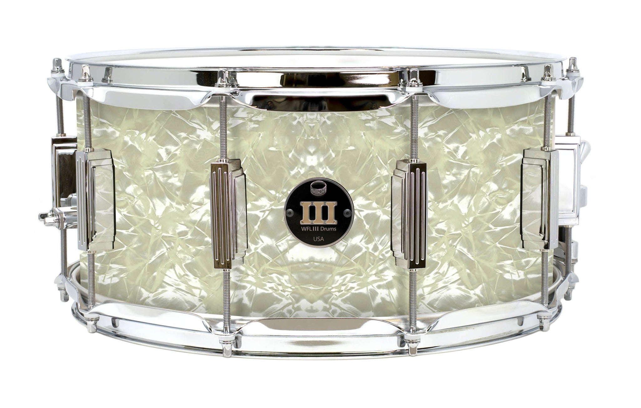 6.5″ x 14″ Generations Maple Snare Drum - Chrome