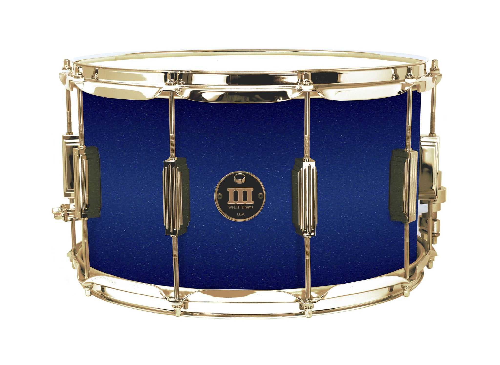 8″ x 14″ Generations Maple Snare Drum - Brass
