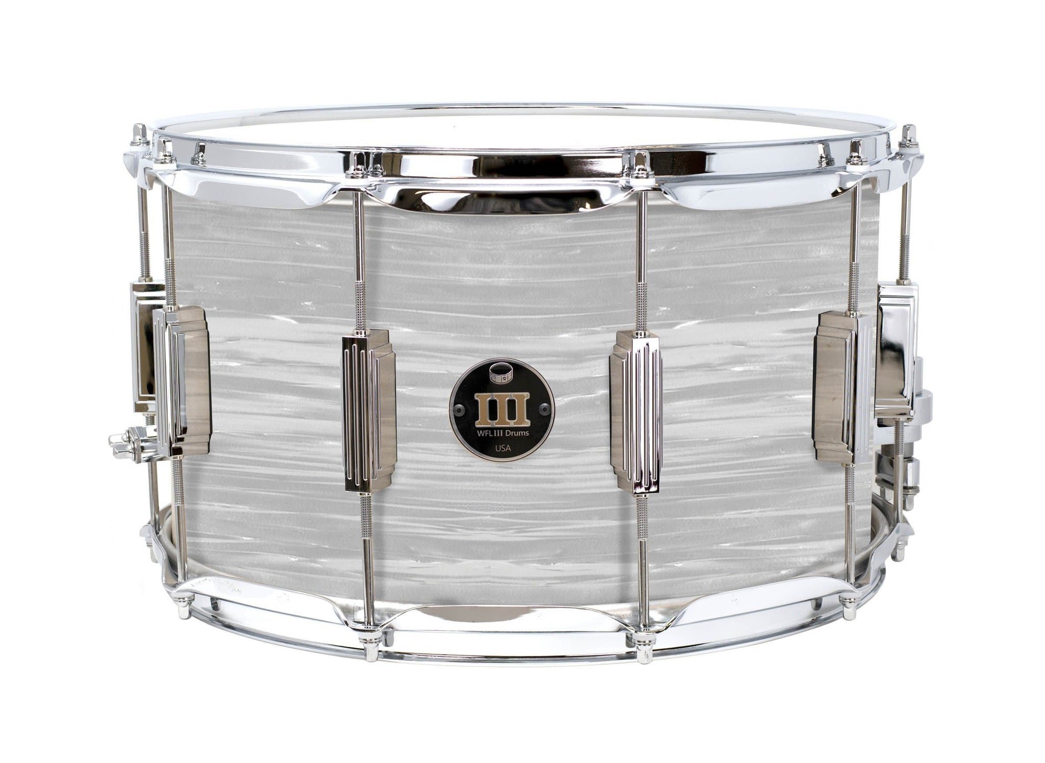 8″ x 14″ Generations Maple Snare Drum - Chrome