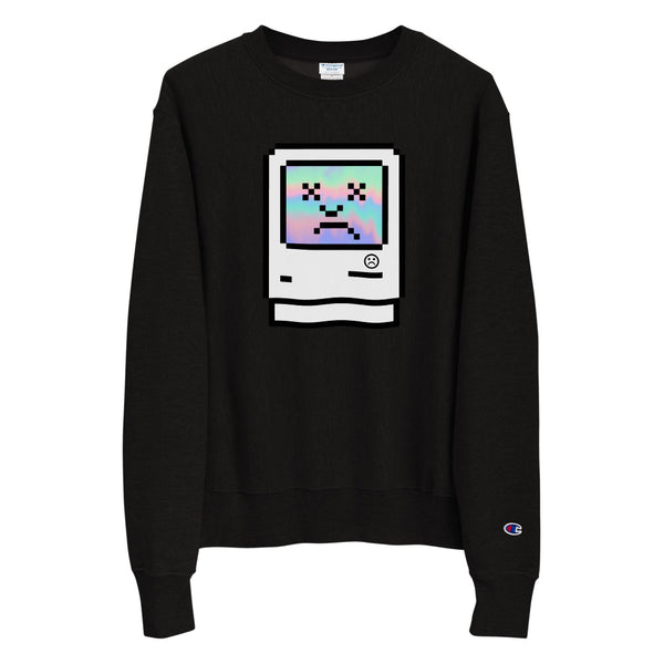 Sad Comp | Champion Sweatshirt