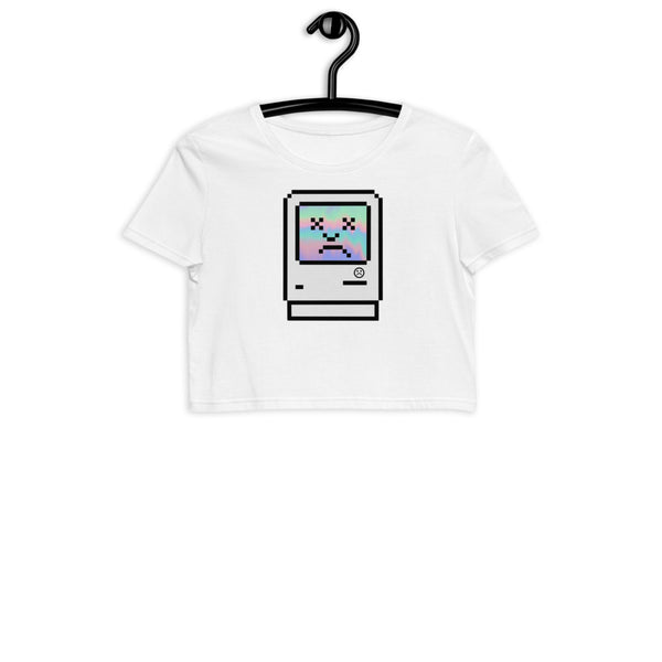 Sad Compy | Organic Crop Top