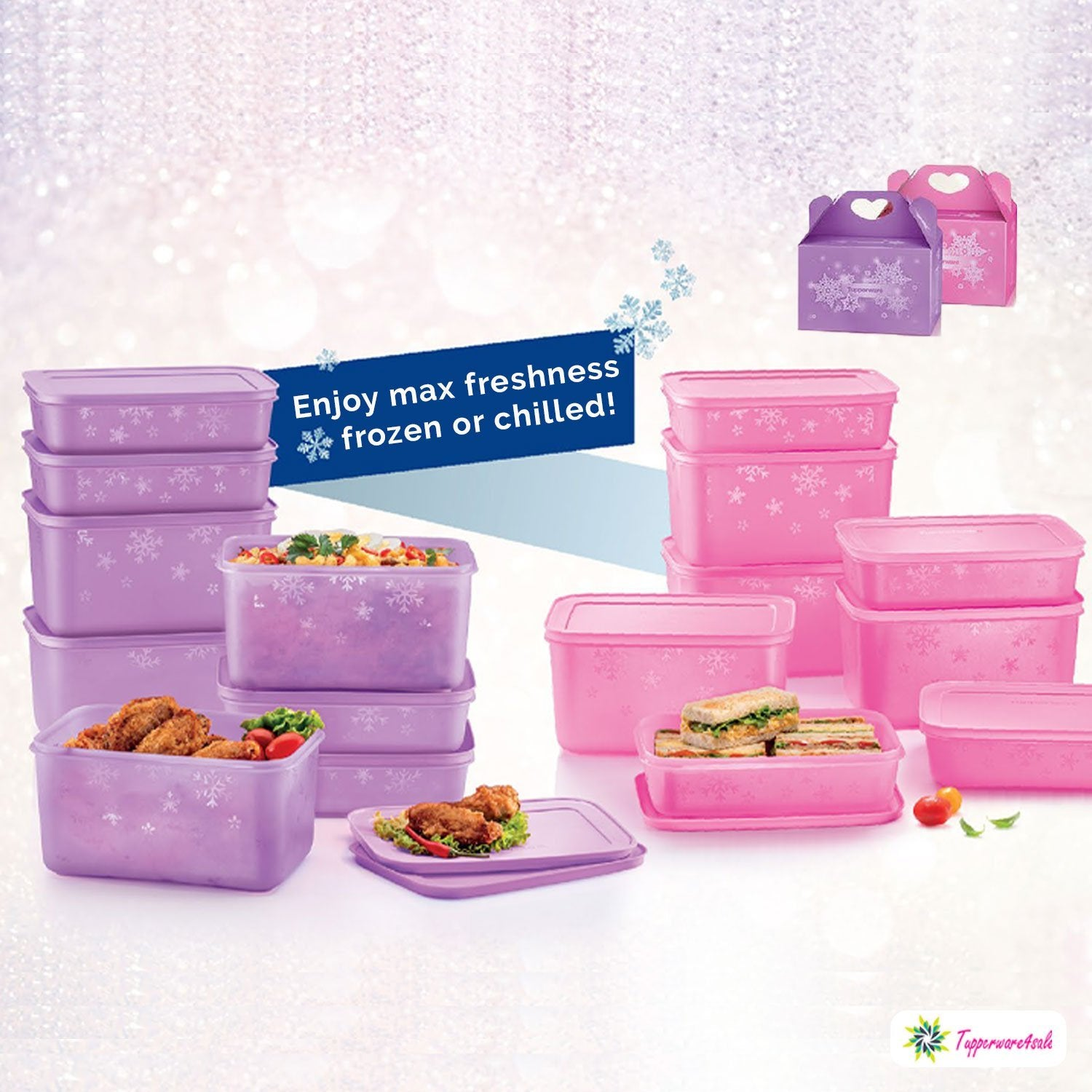 Tupperware: What's Old is New Again
