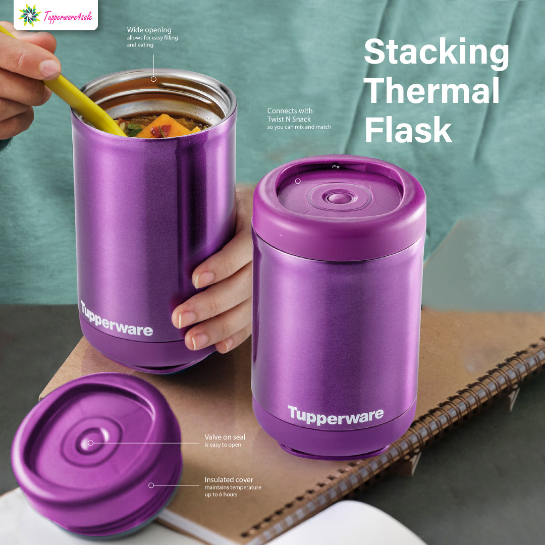 Stacking Thermal Flask