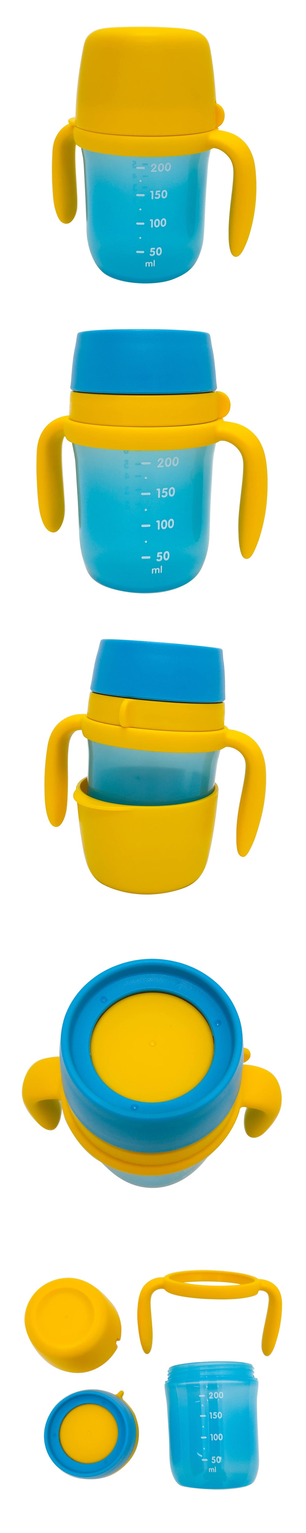 Tupperware Twinkle Cups For Baby