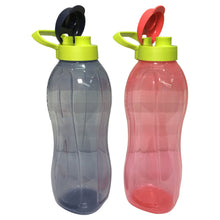 Load image into Gallery viewer, Tupperware Eco Drinking Bottles 1.5L (Black & Pink)